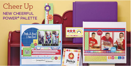 Post image for Fight Cancer by Scrapbooking